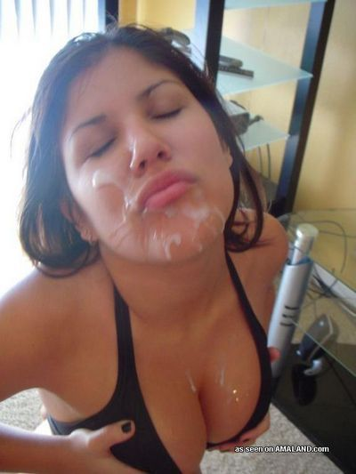 Jizz on My GF tube
